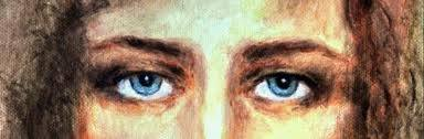 the eyes of Christ
