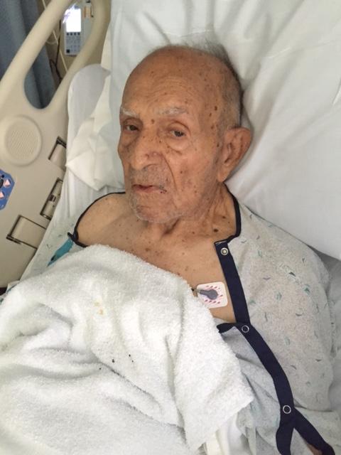 dying Grandpa